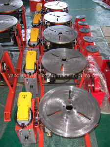 0.1-20t Automatic Welding Positioner for Steel Tube Hose and Cylinder pictures & photos