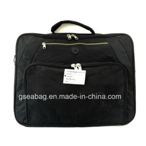 Laptop Notedbook Carry Bag Fashion Multi-Function Vintage Handbag Briefcase (GB#40005) pictures & photos