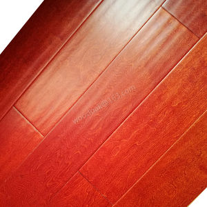 Engineered Wood Flooring Birch with Stain Color Flooring pictures & photos