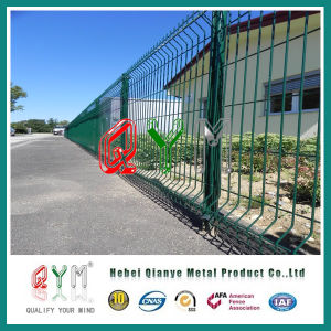 Hot Sale! Galvanized Wire Mesh Fence (ISO certificated manufacture) pictures & photos