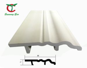 Moth Proof Wood Plastic Skirting Board