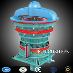 Techsheen Super High Capacity Mining Materials Iron Copper Ore Gyratory Crusher pictures & photos