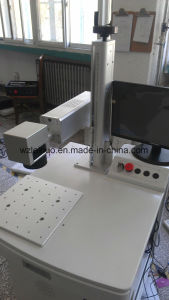 High Preformance Optical Fiber Laser Marking Machine for Metal pictures & photos