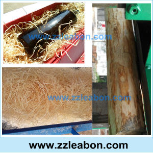 Wood Branch /Wood Plan /Round Wood Wool Machine pictures & photos