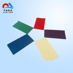 Best Sale Colored Sanitary Dinner Paper Napkin Tissue pictures & photos