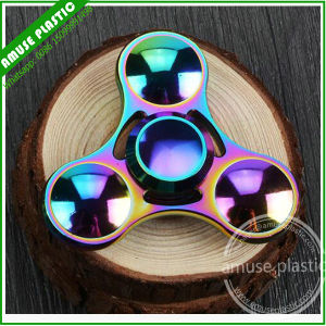 Metal Fidget Tri EDC Hand Hydro Spinner Fidget Toy pictures & photos