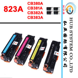 OEM Color Toner Cartridge for HP CB380A /CB381/CB382/CB383A (HP 823A/834A) pictures & photos