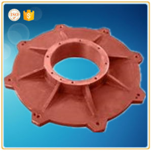 Supply High Quality Iron Casting Motor End Cover