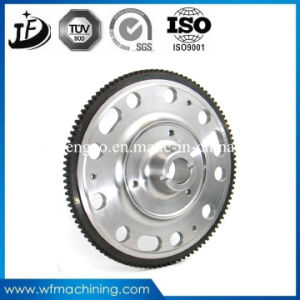Cast Iron Sand Casting Flywheel From Metal Casting Foundry pictures & photos