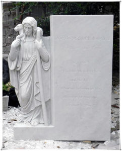 Us Monuments Upright Headstone Burial Monuments for Graves pictures & photos