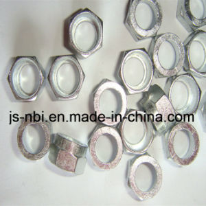 Standard High Quality Custom Nut for Machine with Zinc Coated pictures & photos