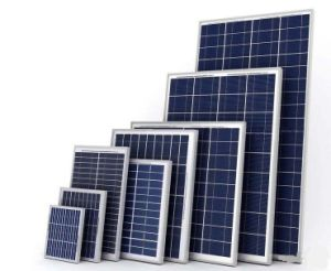 6*12 156 Solar Cell Polycrystalline Sillicon Solar Panel Module 290watt 300watt pictures & photos