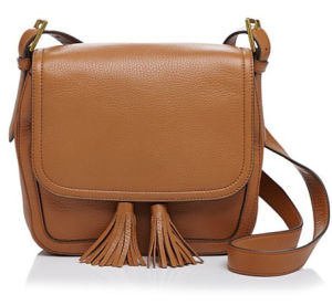 Soho Leather Fringe Crossbody Bag (LDO-15274 brown) pictures & photos
