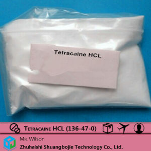 Favorable Price and Quality Assured Tetracaine Hydrochloride pictures & photos