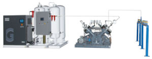 High Quality Oxygen Generator/Oxygen Filling Plant with 93% Purity pictures & photos