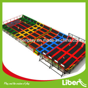Patented Design CE Approved Popular in London Indoor Trampoline pictures & photos