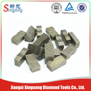 Diamond Granite and Marble Cutting Segment pictures & photos
