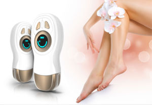 Home Use White Blue Light Heat Hair Removal
