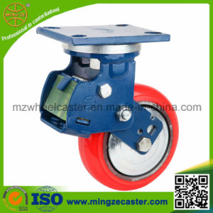 Industrial Swivel Shock Absorption Caster pictures & photos