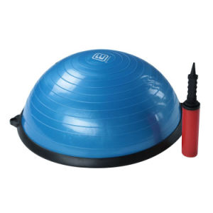 PVC Anti Burst Swiss Core Fitness Gym Yoga Birthing Excercise Ball-4 pictures & photos