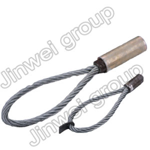 Construction Cast-in Lifting Wire Loop in Precasting Concrete Accessories (D12X330) pictures & photos