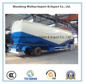 Bulk Material Tanker Trailer From Supplier pictures & photos