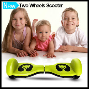 4.5 Inch Cute Self Balance Board Electric Scooter for Kids pictures & photos