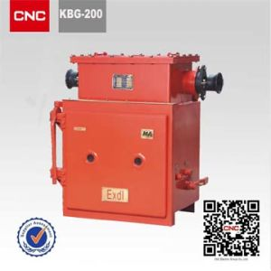 Mine Explosion-Proof Type High-Voltage Vacuum Switch (KBG200) pictures & photos