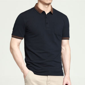 2016 New Arrival Summer Fashion Mens Custom Polo Shirt pictures & photos