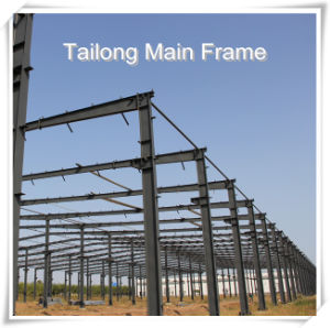 Prefabricated Steel Structural Construction House pictures & photos