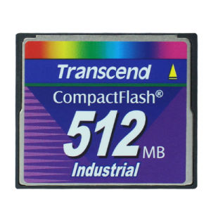 512MB Flash Memory Card CF Compactflash Transcend Industrial Card pictures & photos