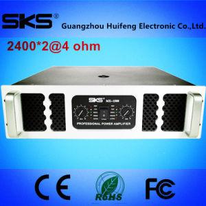 High Power 2 Channels Professional Audio Power Amplifier