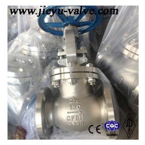 ANSI Stainless Steel CF8/CF8m Flange Globe Valve pictures & photos