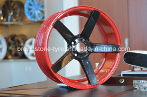 Awd Alloy Wheel with Via pictures & photos