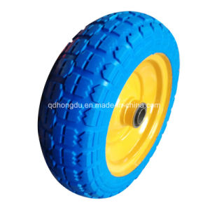 High Quality 13X300-8 Rubber Powder Wheel pictures & photos