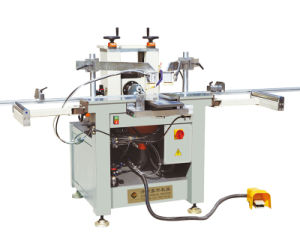 Ybs-100 Tenon Drilling Machine for Wood Windows/ Furniture Drilling Machine pictures & photos