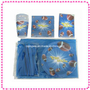 Disposable Paper Party Supplies Pw-15