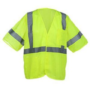 100% Polyester Reflective Tape Safety Vest pictures & photos