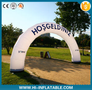 Portable Inflatable LED Lighting Arch LED Light Wedding Arch Cheap Inflatable Arch for Sale pictures & photos