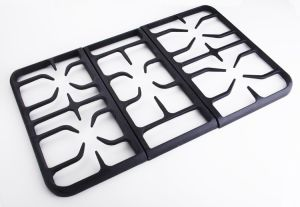 Enamelled Cast Iron Grid, Stove Grid, Gas Cooker Grid/Grid with Plating/Gas Cooker Part/Gas Stove Part pictures & photos