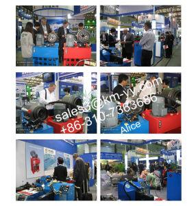 2.5inch Hose Crimping Machine Km-91c-6 pictures & photos