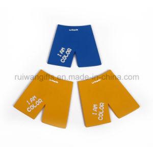 Trousers Soft PVC Rubber Fridge Magnet (FM257) pictures & photos