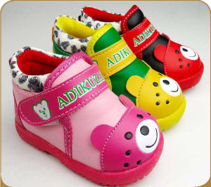 Sweet Suede Children Boots Stocks OEM Order Is Available pictures & photos