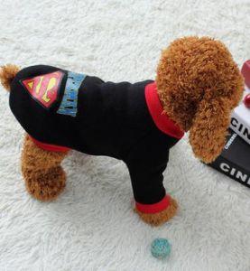 Pet Superman Clothes Pet Supply pictures & photos