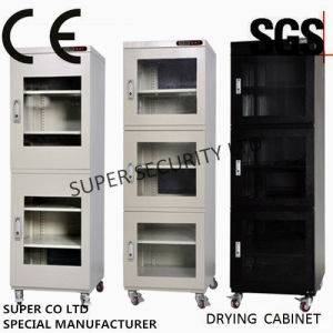 Electrical Drying Proof Cabinet with 3.2mm Strong Glass Window, Quick Low Humidity