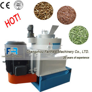 Biofuel Pelletizing Coconut Shell Recycling Machine pictures & photos