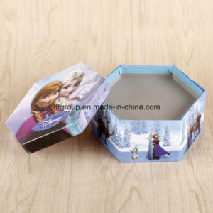 Hot Sale Delicate Cardboard Chocolate Packing Paper Box Flower Box pictures & photos