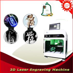 Crystal Gift 3D Laser Engraving Machine pictures & photos