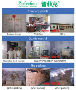 Medical Flat Reel Sterilization Pouch, Disposable Sterilization Reel pictures & photos