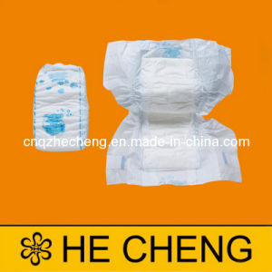Diapers Baby with Cloth-Like Back Sheet pictures & photos
